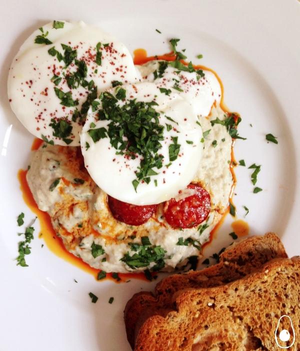 poached-eggs-aubergine-puree-toast_Fotor