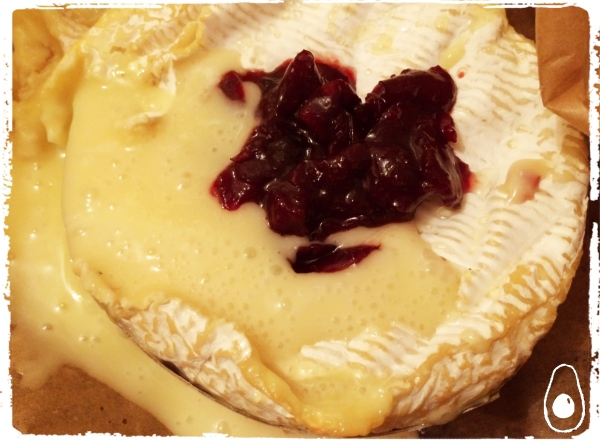 baked-camembert-with-cherry-jam