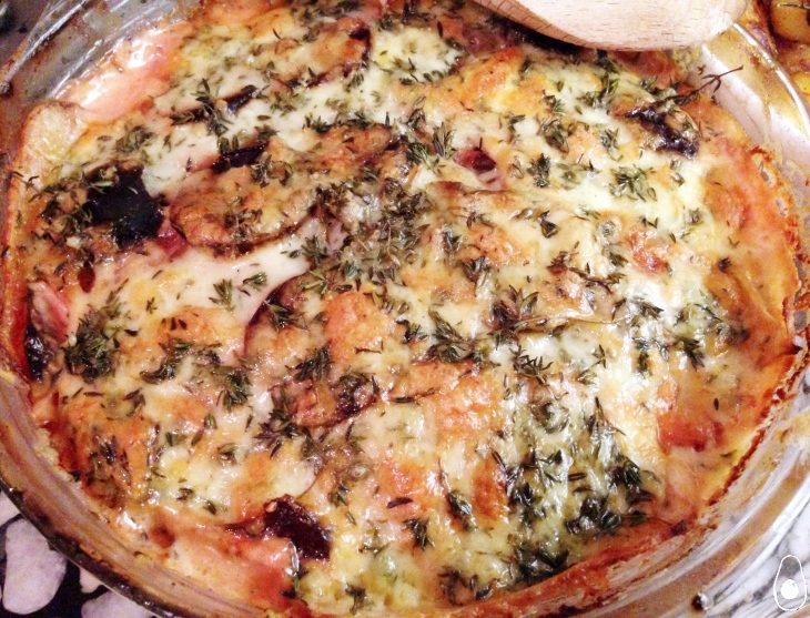 beetroot-and-celeriac-gratin