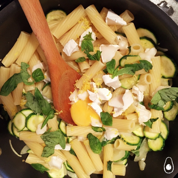 goats-cheese-and-courgette-carbonara