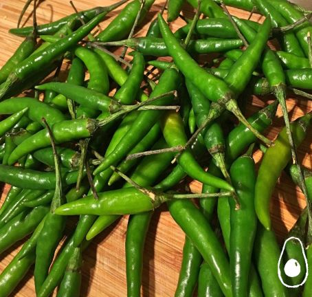 green-chillies