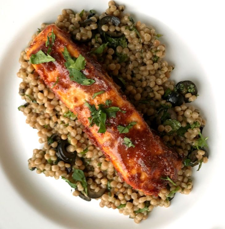 harissa-salmon-with-giant-cous-cous